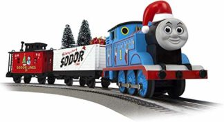 Christmas Train Sets and Accessories