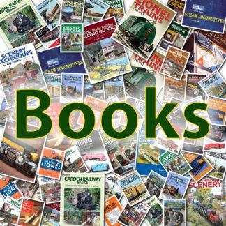 Model Railroad Books
